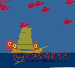儿童读名著《三国演义》:草船借箭(FLASH)