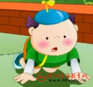 儿童动画片欣赏:甩影子