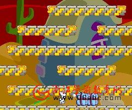 儿童FLASH游戏:雪山熊弟