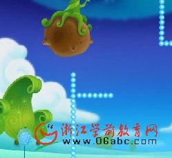 FLASH儿童益智游戏:气球迷城