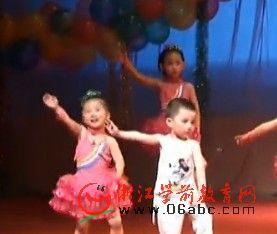 舞蹈视频:欢乐的恰恰恰舞