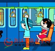 儿童歌曲FLASH:公共汽车(交通安全之歌)