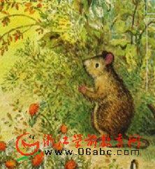 儿童绘本故事PPT下载:城市老鼠和乡下老鼠
