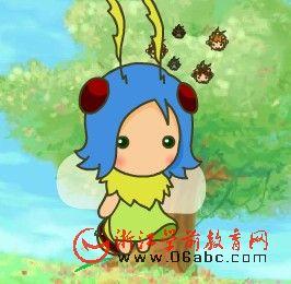 FLASH歌曲欣赏:小蜜蜂
