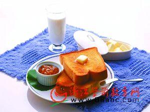 警惕六种不健康的儿童早餐