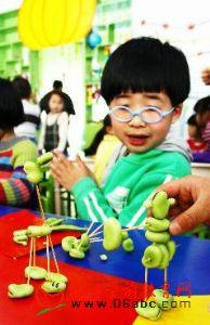 嘉善幼儿园:欢欢喜喜迎立夏