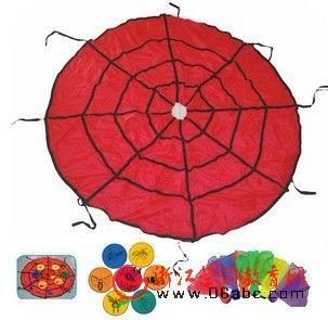 幼儿学画蜘蛛图片